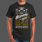 Diamond in the Rust Tshirt